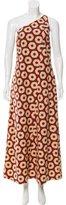 Apiece Apart Printed Maxi Dress