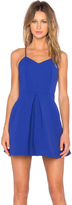 Keepsake Twisted Fiction Mini Dress