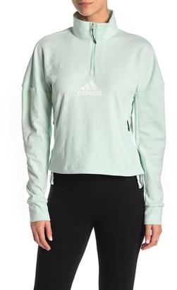 adidas Game & Go Cropped Sweatshirt