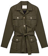 Maje Women's Guesna Military-Style Jacket