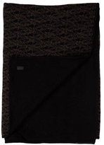 Saint Laurent Wool & Cashmere-Blend Throw w/ Tags