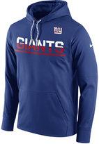 Nike Men's New York Giants Circuit Pullover Hoodie