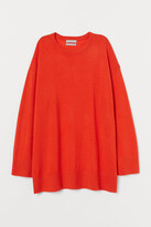 H&M Oversized Cashmere Sweater