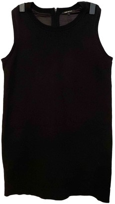 Kobi Halperin Black Wool Dress for Women
