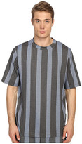 Vivienne Westwood Printed Stripe Jersey Horatio T-Shirt