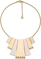 House Of Harlow Scutum Statement Necklace