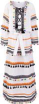 Dodo Bar Or White Embellished Yehoray Maxi Dress