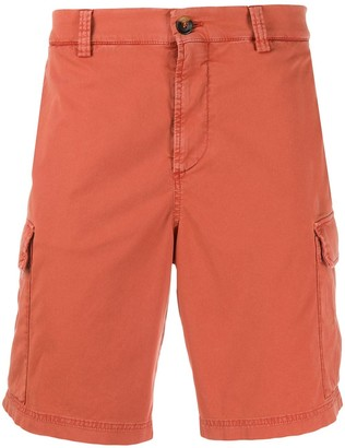 Brunello Cucinelli Knee-Length Cargo Shorts