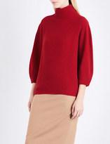 Max Mara Belgio wool and cashmere-blend jumper