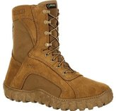 """Rocky Unisex 8"""" S2V GORE-TEX Waterproof Military Boot Size 11.5 M"""