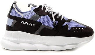 Versace Chain Reaction Sneakers