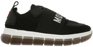 Love Moschino Black Sneaker