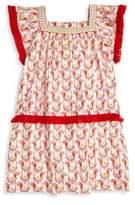 Roberta Roller Rabbit Toddler, Little Girl's & Girl's Oceana Fringe Dress