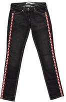 Etoile Isabel Marant Chevron Trim Jeans