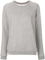 Zoe Karssen crew neck jumper - women - Cotton/Polyester - XS