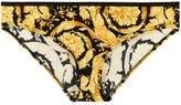 Versace Barocco print briefs