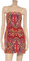 Mara Hoffman Printed crepe dress