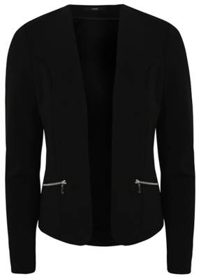 Blaze George Black Open Front Formal r