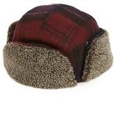 Barbour Men's Brigantes Wool Earflap Hat - Blue