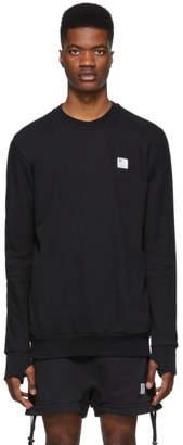 11 By Boris Bidjan Saberi Black Label Sweatshirt