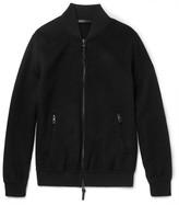 Giorgio Armani - Slim-fit Cashmere Bomber Jacket