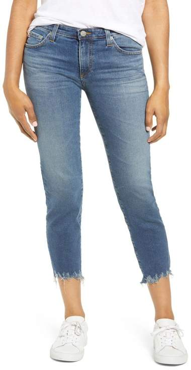 PAIGE Cindy Jeans With Destroyed Hem | SHOPBOP SAVE UP TO 70