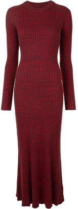 ANNA QUAN Talia ribbed knit dress