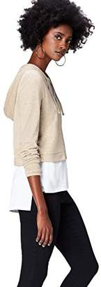 find. Women's Hoodie Supersoft Zip,(Manufacturer size: Large)