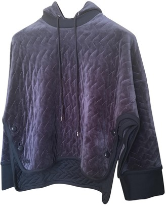 Lacoste Navy Cotton Knitwear for Women
