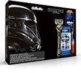 Gillette Rogue One: A Star Wars StoryTM Special Edition Fusion ProShield Razor Premium Gift Pack