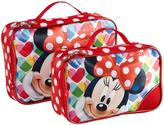 Heys Minnie Mouse 2-Piece Packing Cube Set