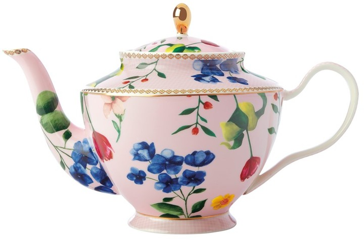 Maxwell & Williams Teas & C's Contessa Teapot with Infuser 1L Rose Gift Boxed