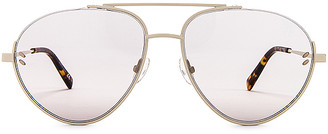Stella McCartney Round Aviator