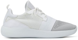 Calvin Klein Jeans Mesh Panelled Sneakers