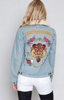 MinkPink x Disney Baroque-N Beauty Applique Jacket