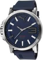 Puma Ultra Size PU103911003 Blue Analog Quartz Unisex Watch