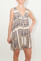 Somedays Lovin Calippo Scarf-Print Dress