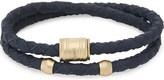 Miansai Casing double-wrap leather bracelet