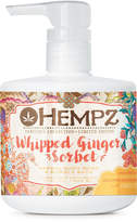 Hempz Fabulous Collection Limited Edition Whipped Ginger Sorbet Body Wash & Bubble Bath