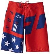Fox Boy's Red, White, & True Boardshort 8162304