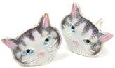 Fred Flare Purrfect Kitten Earrings