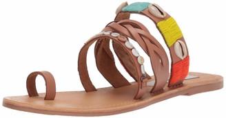 Steve Madden Women's Milos Flat Sandal