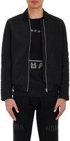 Hood by Air Men's Bomber Jacket-BLACK