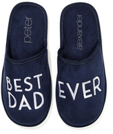 Peter Alexander peteralexander Mens Best Dad Ever Scuff
