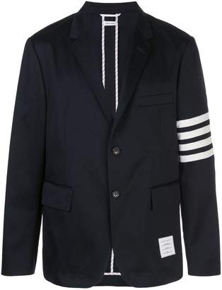 Thom Browne single-breasted 4-bar blazer