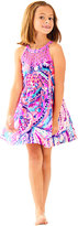 Lilly Pulitzer Girls Kinley Fit & Flare Dress