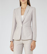 Reiss Virginia Jacket Single-Breasted Blazer
