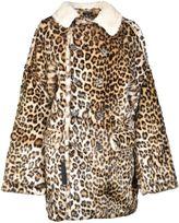 R 13 Leopard Hunting Coat