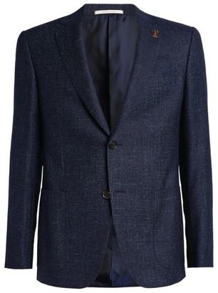 Pal Zileri Wool-Blend Blazer