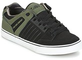 DVS Shoe Company CELSIUS CT BLACK / OLIVE / Nubuck
